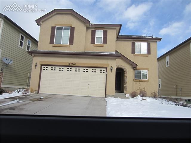 1818  Wildwood Pass Drive Colorado Springs, CO 80921