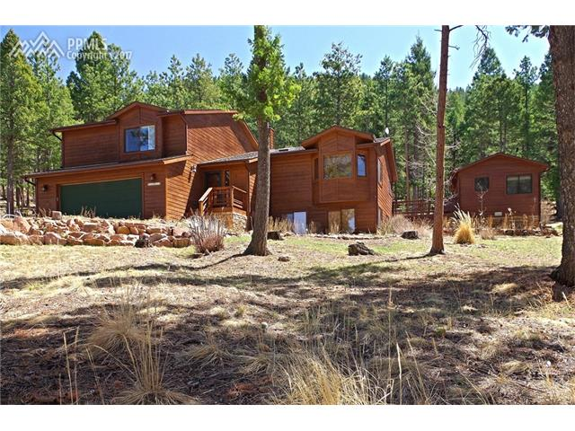 1201  Forest Edge Road Woodland Park, CO 80863