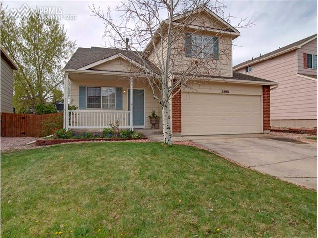5508  Vermillion Bluffs Drive Colorado Springs, CO 80923
