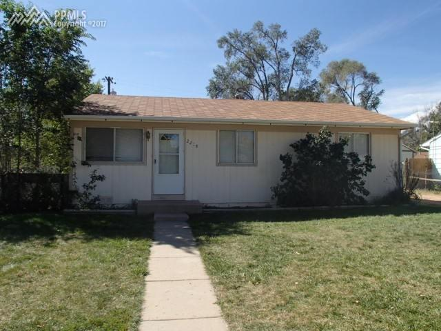 2218  Ivanhoe Drive Security, CO 80911