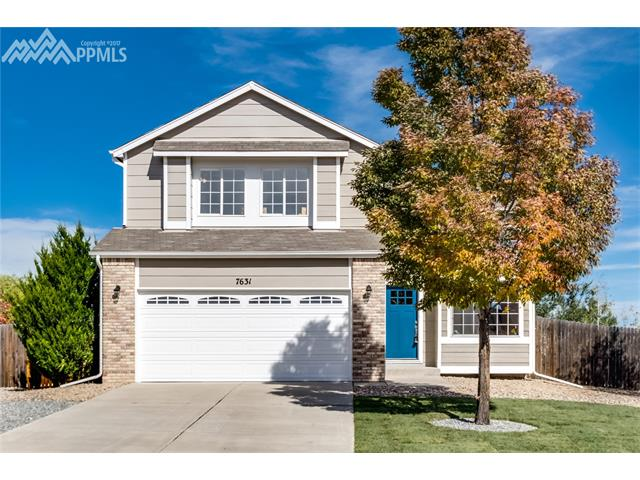 7631  Old Spec Road Peyton, CO 80831