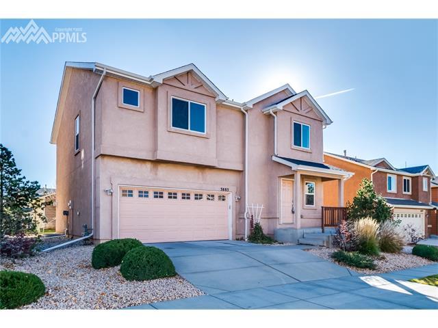 3885  Swainson Drive Colorado Springs, CO 80922