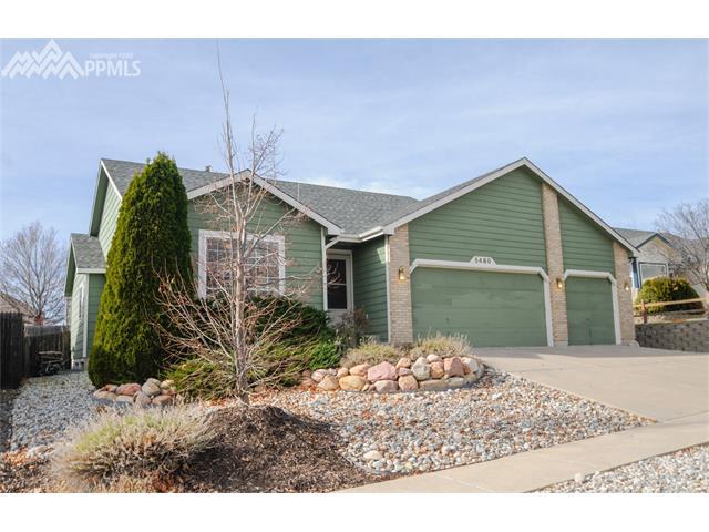 5480  Plumstead Drive Colorado Springs, CO 80920