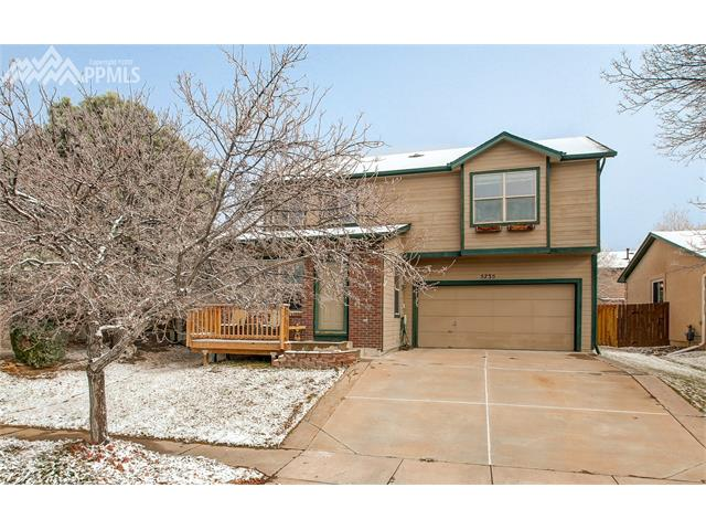 5735  Corinth Drive Colorado Springs, CO 80923