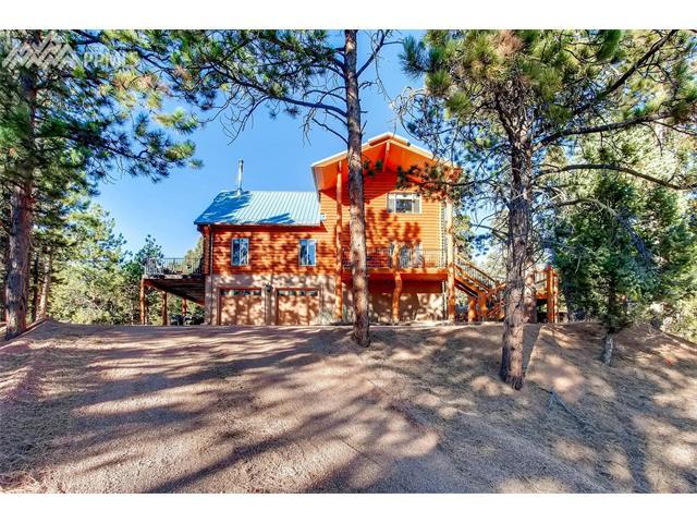 3779  Trout Creek Road Woodland Park, CO 80863