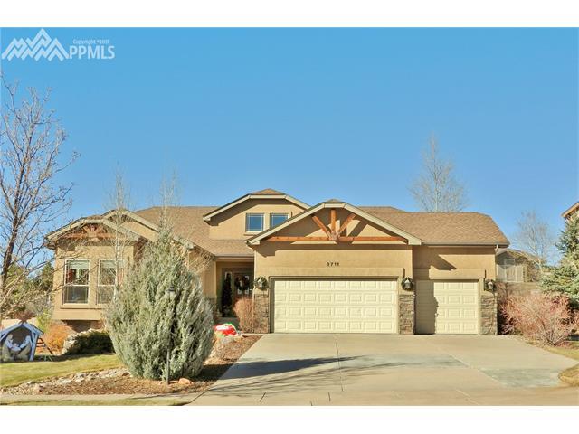 3711  Oak Meadow Drive Colorado Springs, CO 80920