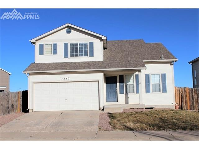 7540  Middle Bay Way Fountain, CO 80817