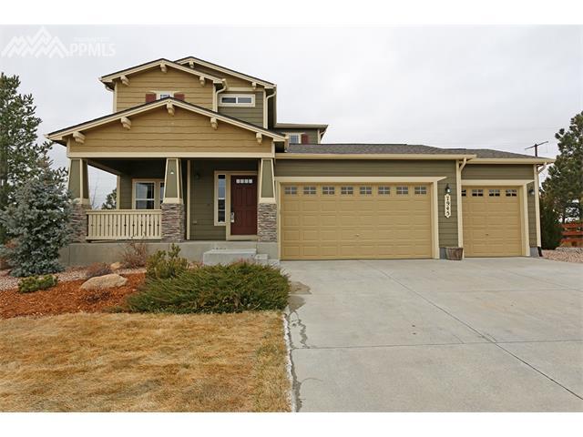 7945  Antelope Meadows Circle Peyton, CO 80831