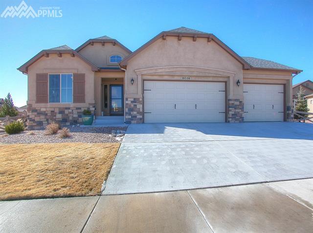 8039  Bigcone Circle Colorado Springs, CO 80927