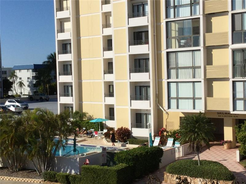 830 S Gulfview Boulevard UNIT #905 Clearwater, FL 33767