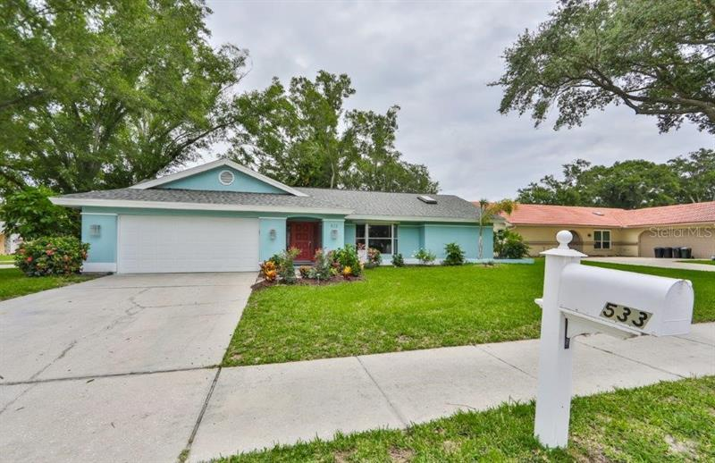 533 Humphries Road Safety Harbor, FL 34695