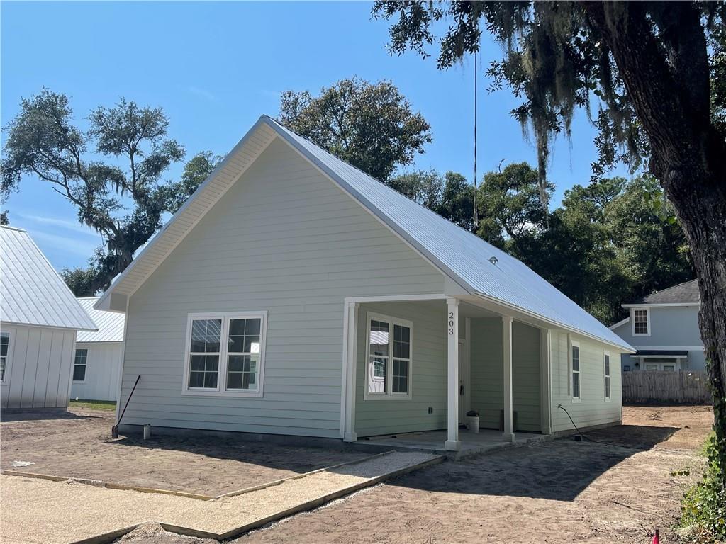 203 Magnolia Street St. Simons Island, GA 31522