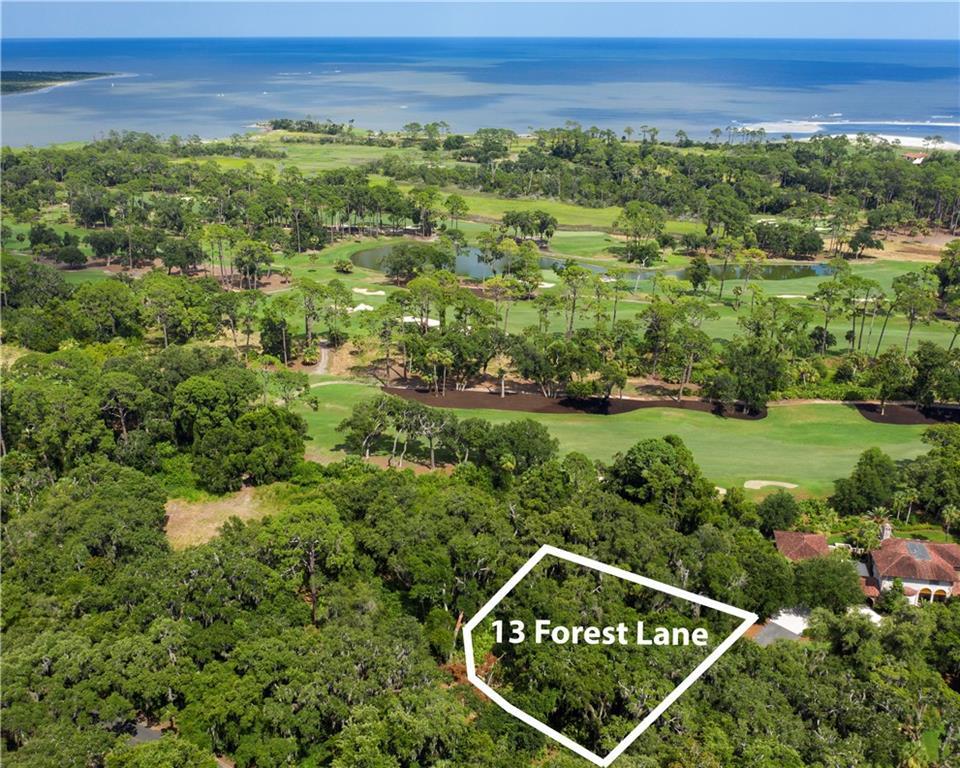 13 Forest Lane Sea Island, GA 31561