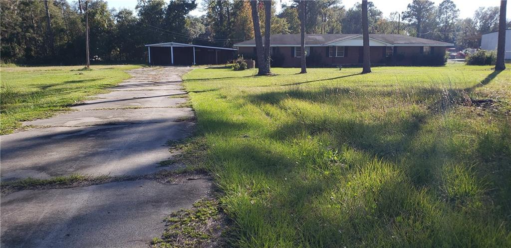 128 & 142 Peek (approx. 2.50 Ac) Road Brunswick, GA 31525