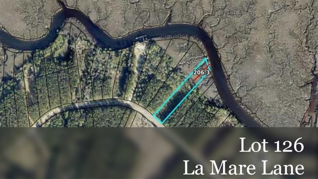VLot126 La Mare Lane Waverly, GA 31565