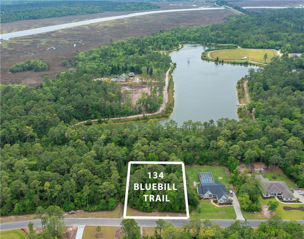 134 Bluebill Trail Brunswick, GA 31523