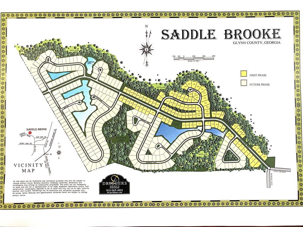 105 Saddle Brooke Trace Brunswick, GA 31525