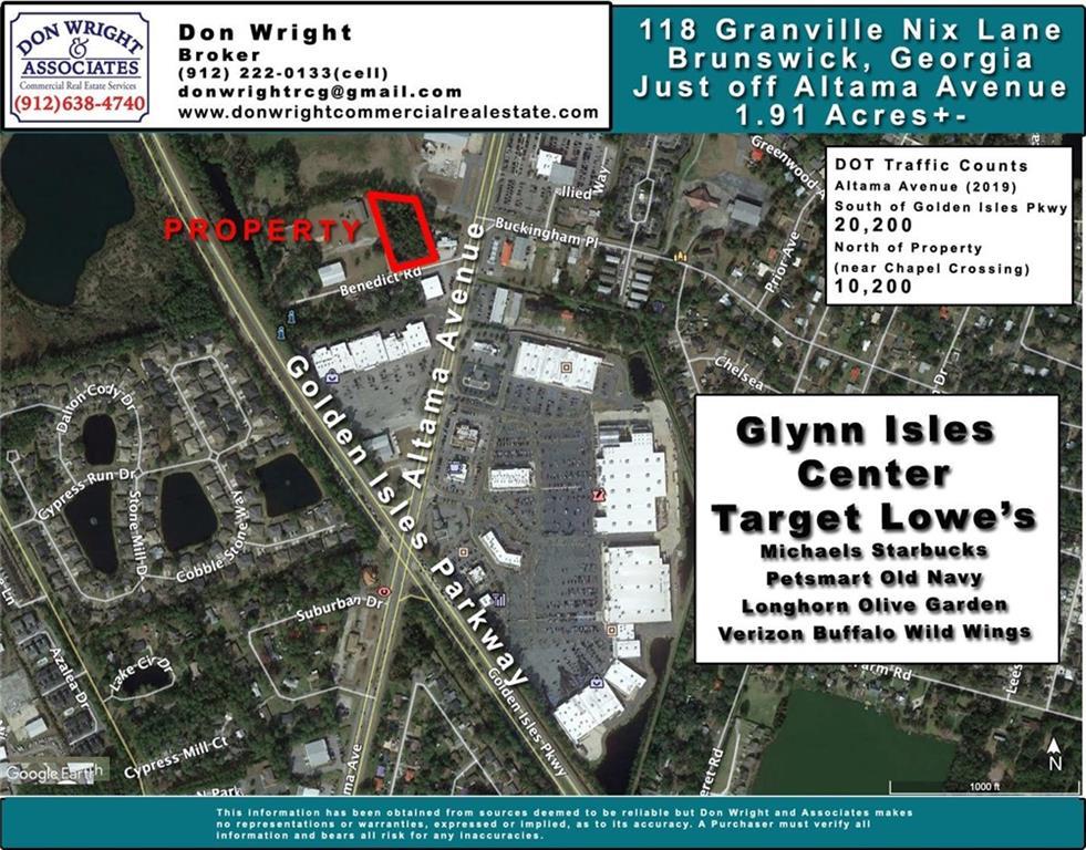 118 Granville Nix Lane Brunswick, GA 31525