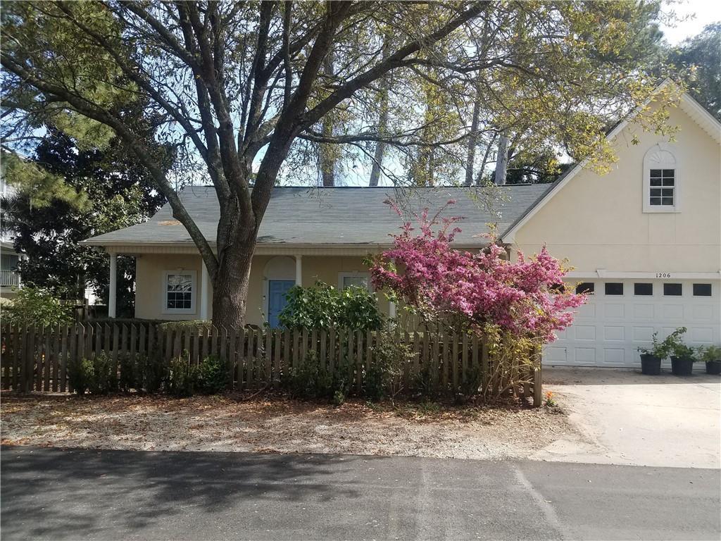 1206 George Lotson Ave St. Simons Island, GA 31522