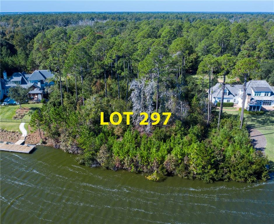 1333 Pikes Bluff Road UNIT (Lot 297) St. Simons Island, GA 31522