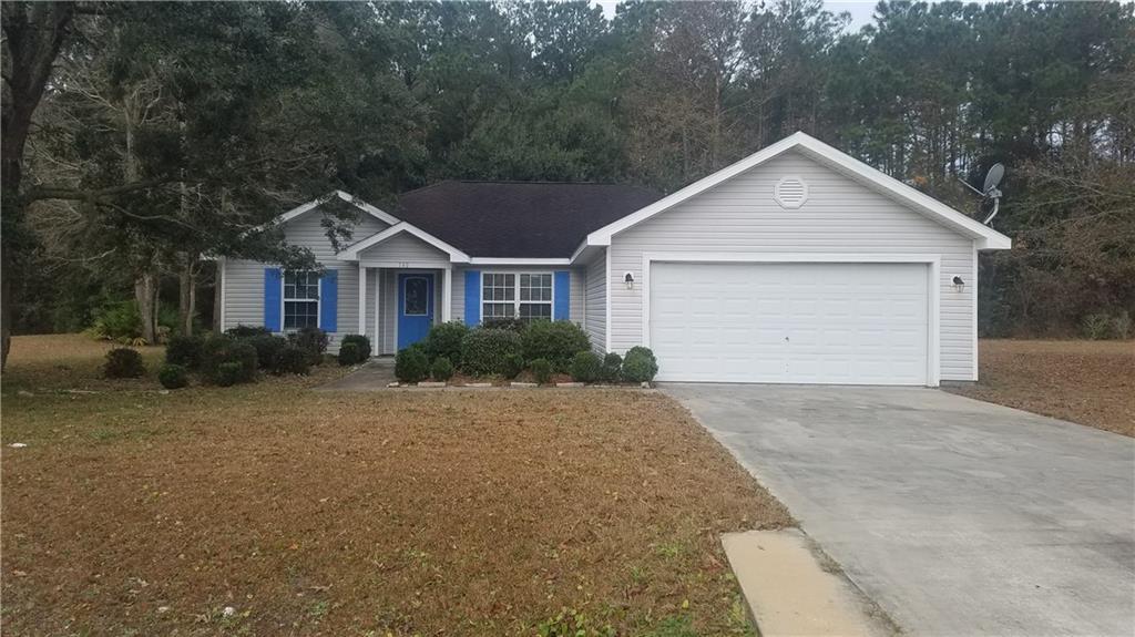 140 Boykin Ridge Drive Brunswick, GA 31523