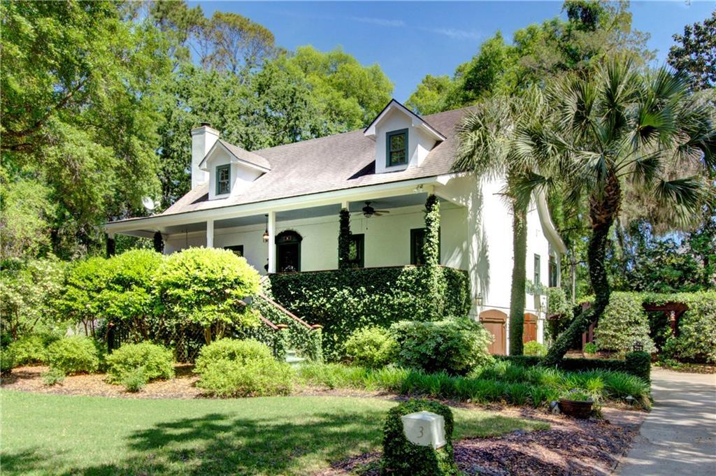 3 Cottage Lawn Road St. Simons Island, GA 31522