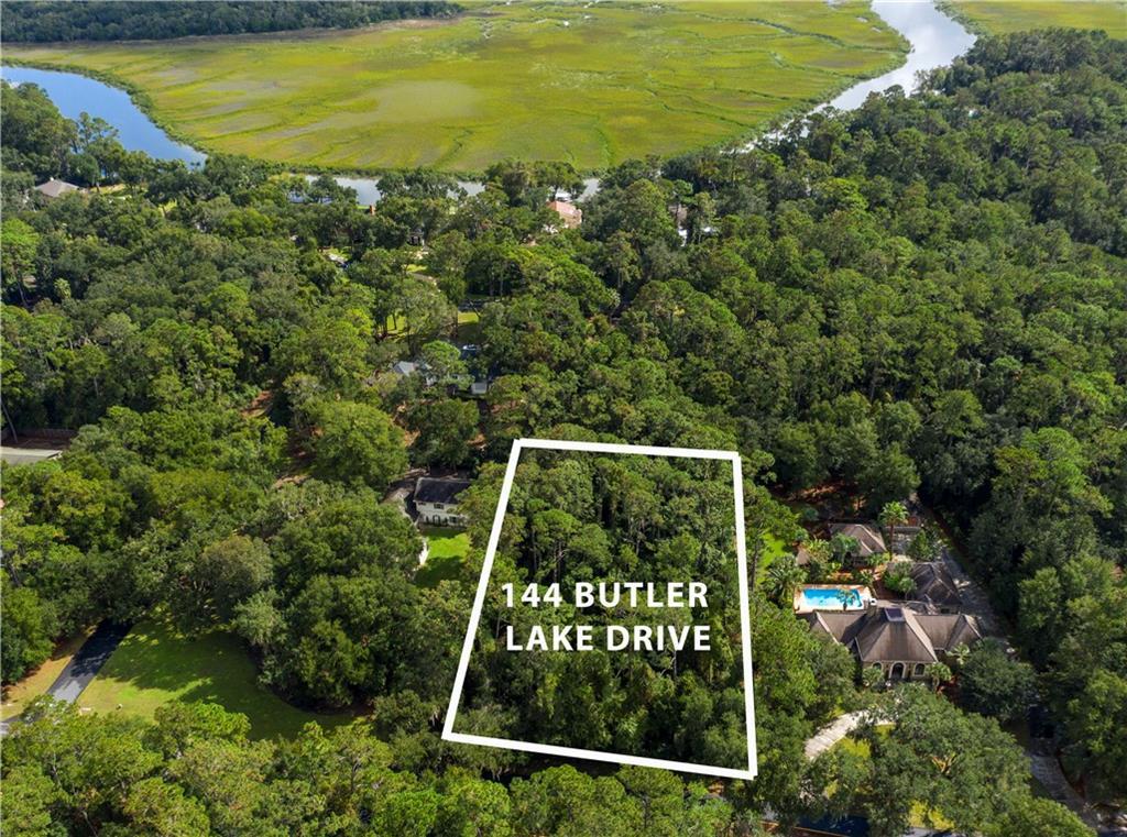 144 Butler Lake Drive St. Simons Island, GA 31522
