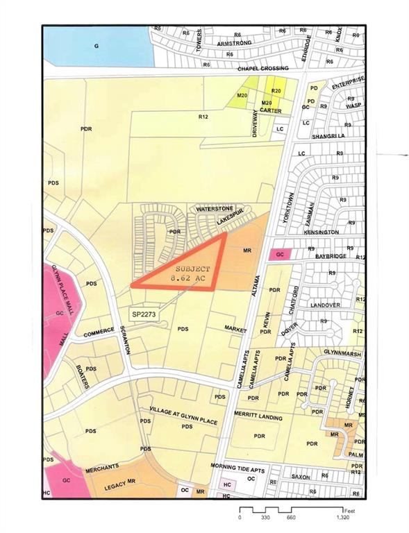 102 Peppertree Crossing (8.62 Ac Multifamily) Ave Brunswick, GA 31525