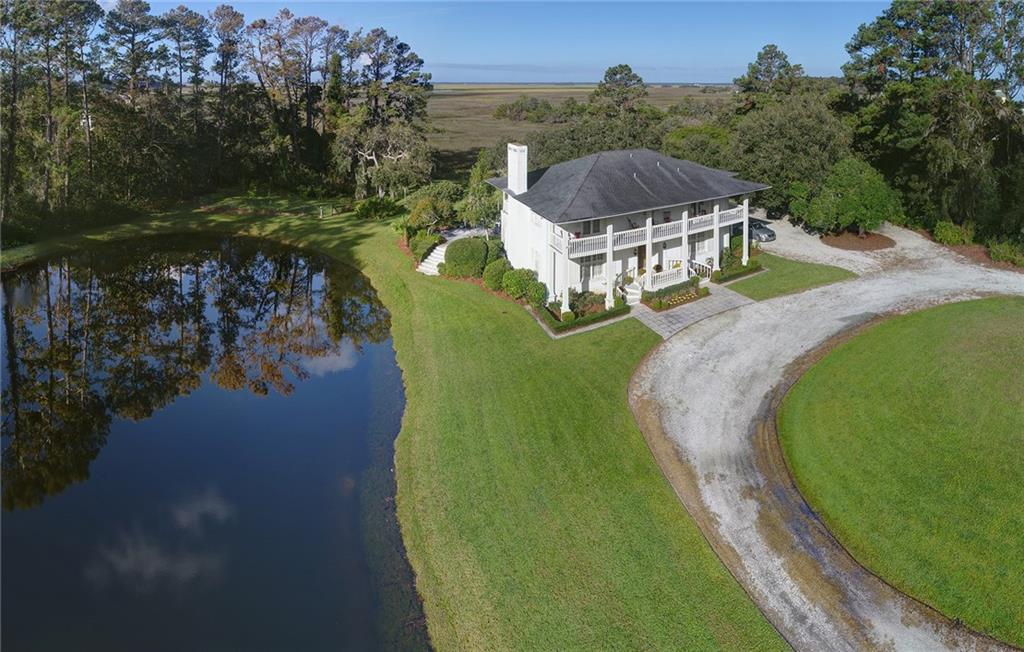 155 Old Plantation Point St. Simons Island, GA 31522