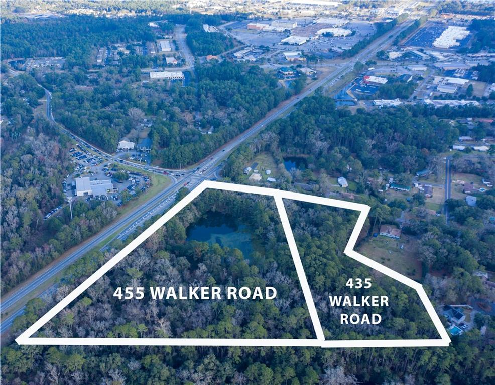 435 & 455 Walker Road Brunswick, GA 31525