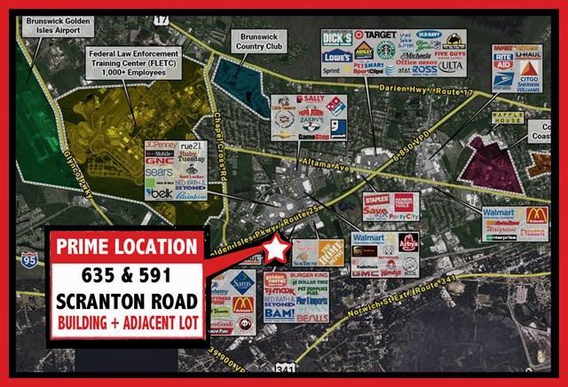 635 & 591 Scranton Road Brunswick, GA 31520