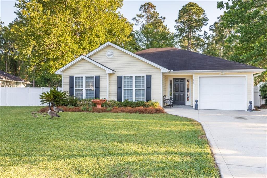 265 Sandalwood Circle Brunswick, GA 31525