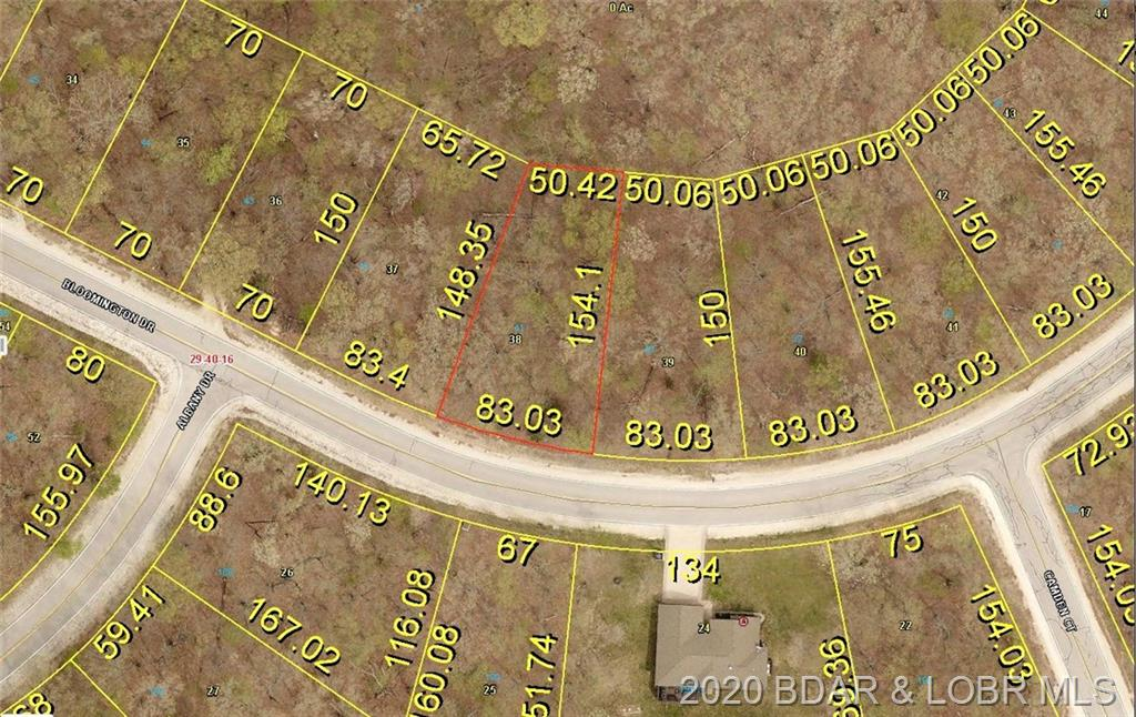 Lot 41 Bloomington Drive Four Seasons, MO 65049