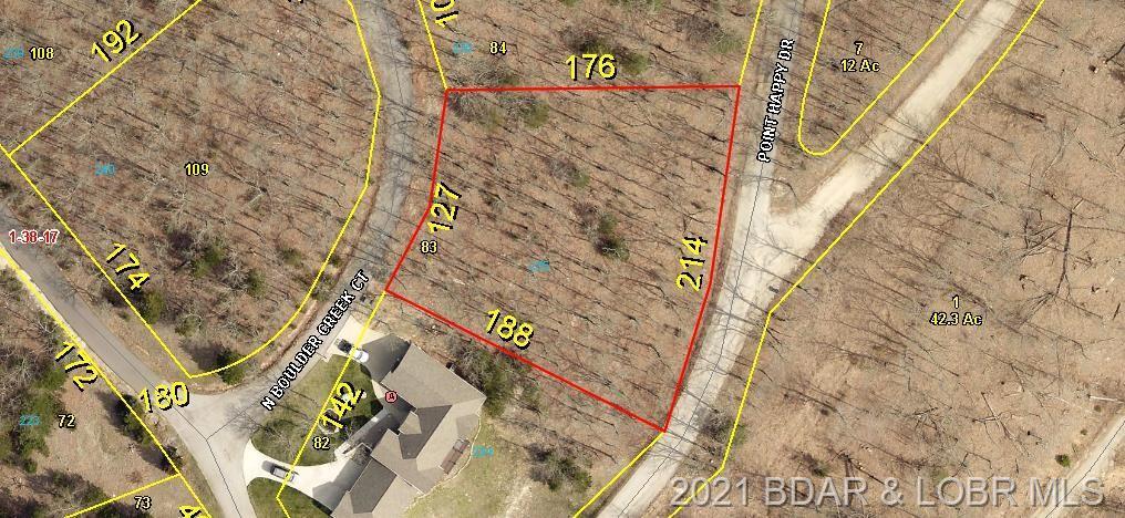 Lot 235 Boulder Creek Circle Camdenton, MO 65020