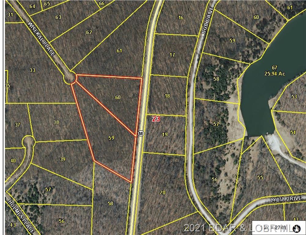 TBD Wisekal Place UNIT M-2 Edwards, MO 65326