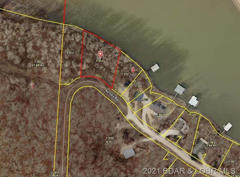 Lot 334 & Berry Road Stover, MO 65078