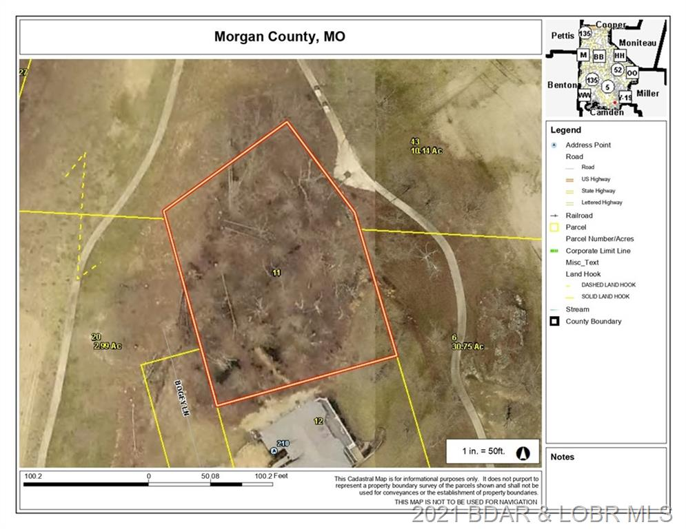 Lot 176 Bogey Lane Laurie, MO 65037