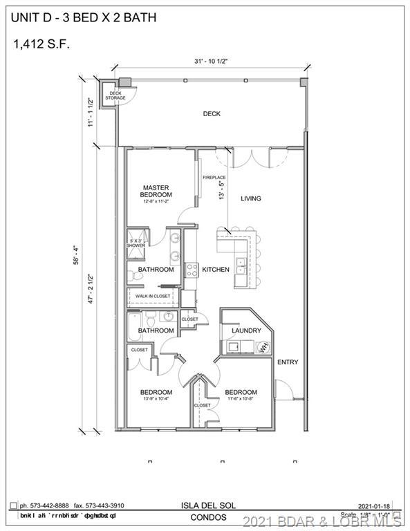 66 Knox Road UNIT TBB - Floor Plan D Rocky Mount, MO 65072