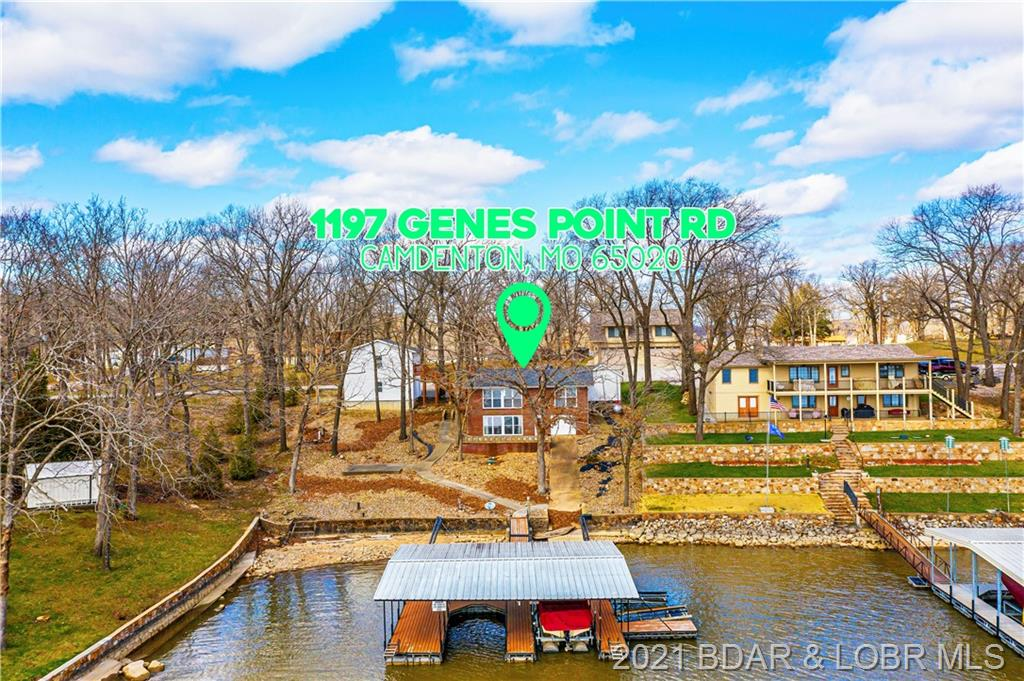 1197 Gene's Point Camdenton, MO 65020