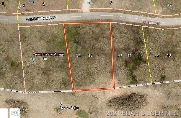 Lot 302 Quail Hollow Avenue Lake Ozark, MO 65049