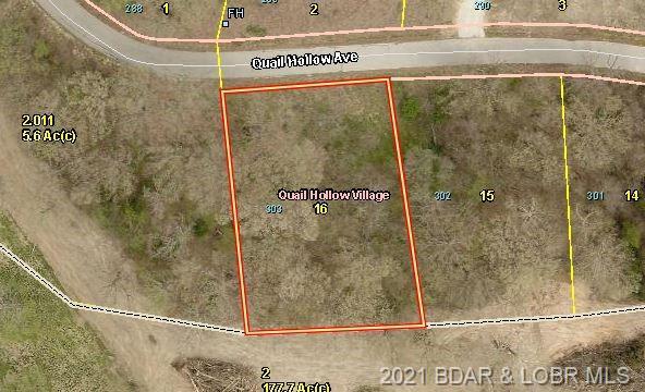Lot 303 Quail Hollow Avenue Lake Ozark, MO 65049
