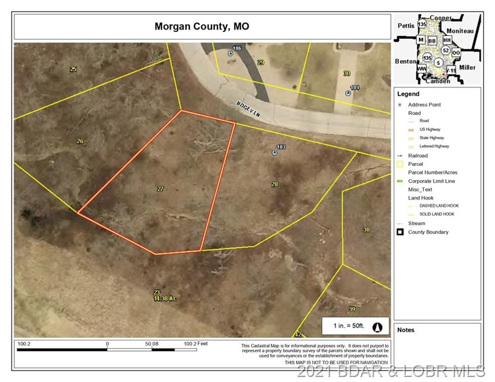 Lot 139 Bogey Lane Laurie, MO 65037