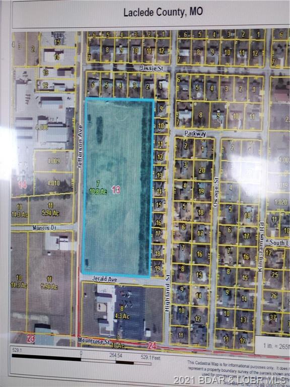 Jefferson Ave Lebanon, MO 65536