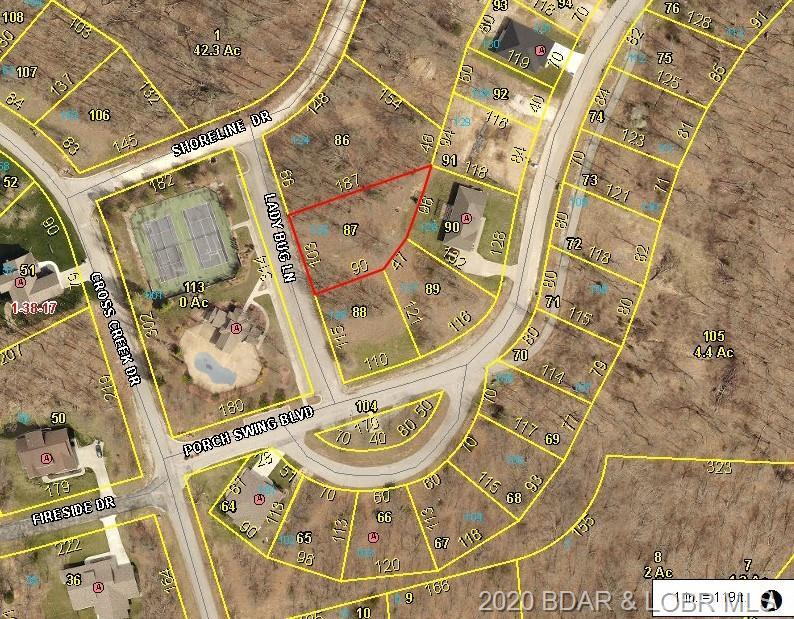 Lot 125 Lakeside At Cross Creek Camdenton, MO 65020