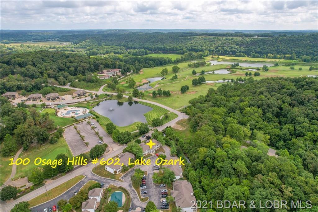100 Osage Hills Road UNIT #602 Lake Ozark, MO 65049