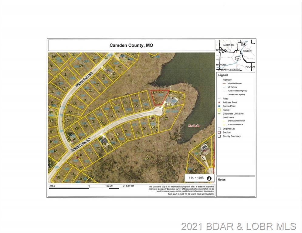 Lot 1223 Briarwood Lane Lake Ozark, MO 65049
