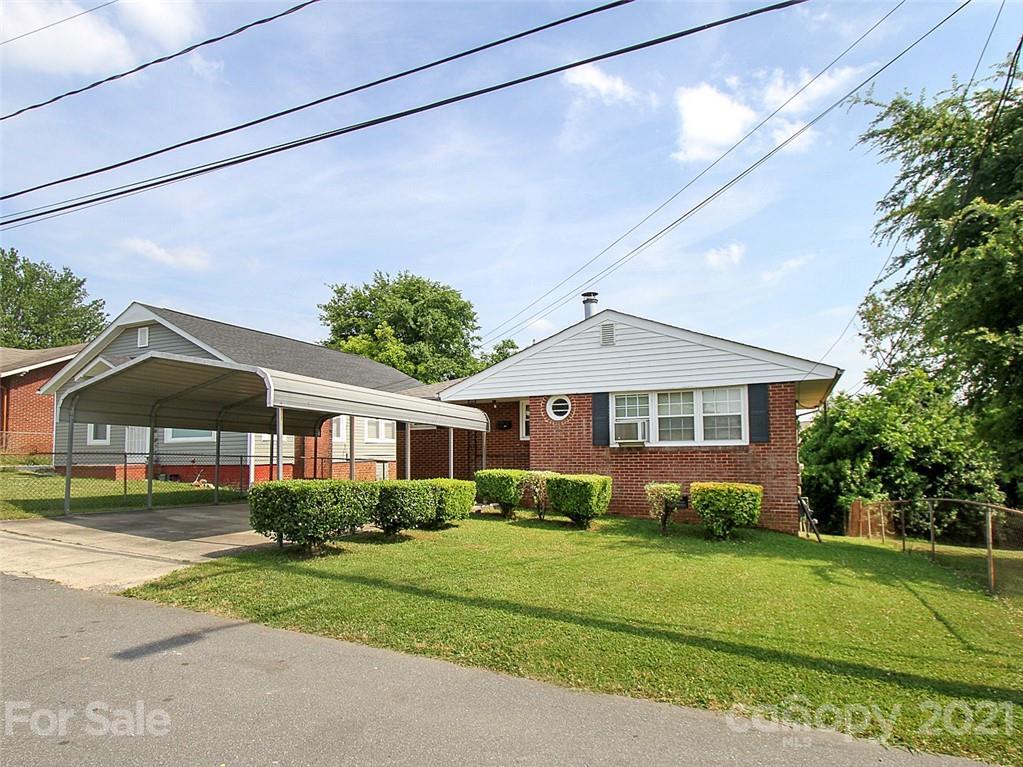 1223 Dearborn Avenue Charlotte, NC 28206