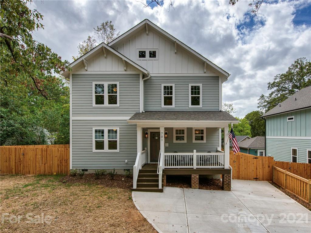 1834 Vinton Street Charlotte, NC 28216
