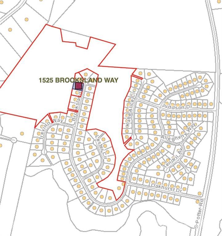 1525 Brooksland Place Waxhaw, NC 28173