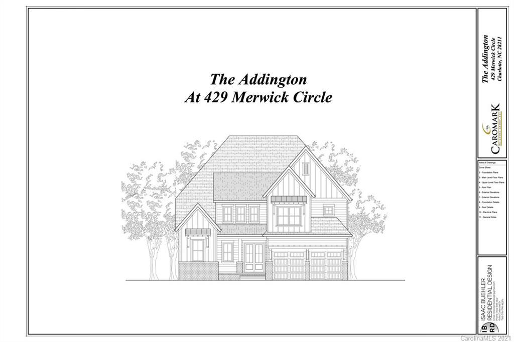 429 Merwick Circle UNIT #5 Charlotte, NC 28211